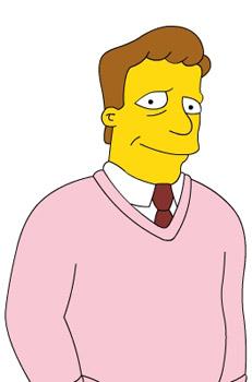 Personajes Gays De Los Simpsons